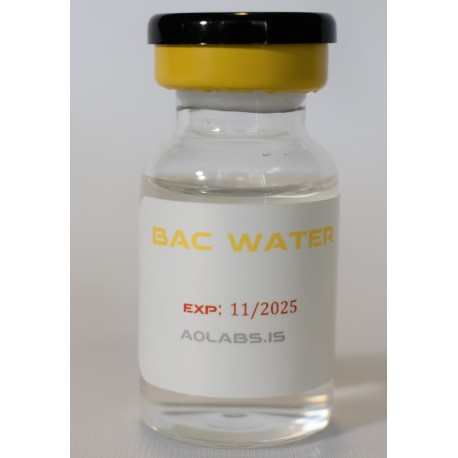 Sterile BAC Water