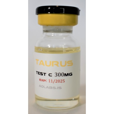 Testosterone Cypionate - Taurus