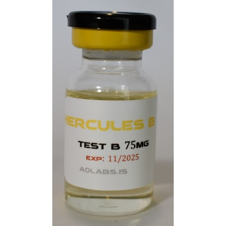 Testosterone Base - Hercules B